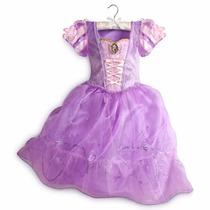 Fantasia Princesa Disney Rapunzel Original Pronta Entrega