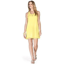 Vestido Feminino Hering Amarelo Ou Branco Original