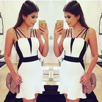 Vestido Panicat 3d Balada Verão Aproveitem Preço Atacado