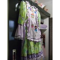 Vestido Infantil Festa Junina