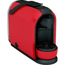 Máquina De Café Expresso 3 Corações Mimo Vermelha