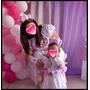 Gata Marie Vestidos Mamãe & Filhinha