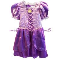 Fantasia Original Disney Park Princesa- Rapunzel Enrolados!