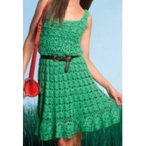 Lindos Vestidos Em Crochê -- Moda Primavera Verão 2012