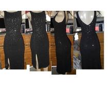 Bcbg Max Azria Original Vestido Alto Requinte E Luxo - Gala