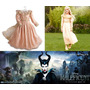 Fantasia Princesa Aurora Disney Edição Luxo Maleficent 5/6