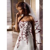 Vestido De Noiva - Pronta Entrega - Vn00006