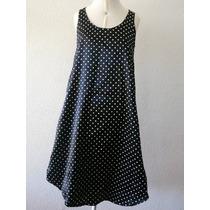 Vestido De Bolinhas Exclusivo Poá Em Cetim Estilo Anos 60