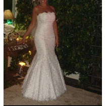 Vestido De Noiva By Solaine Piccoli