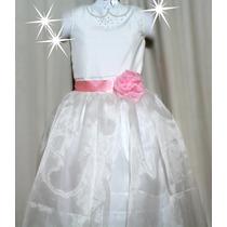 Vestido Infantil Dama De Honra!!!