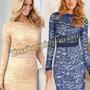 Vestido Importado Princesa Kate Pronta Entrega Frete Grátis
