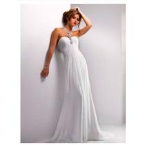 Vestido De Noiva Branco - Maggie Sottero