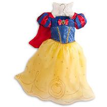 Fantasia Princesa Disney Branca De Neve Original Nova