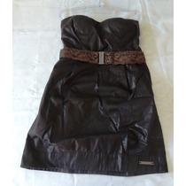 Vestido Maria Valentina, Tam.p, Com Cinto