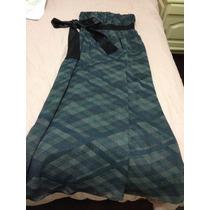 Vestido Gregory N 42- Crepe De Seda