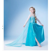 Fantasia Frozen Pronta Entrega.