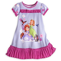 Camisola Infantil Disney Princesa Sofia E Amber Original