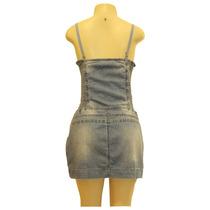 Vestido Curto Jeans - H & M