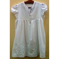 Vestido Branco 100% Algodão