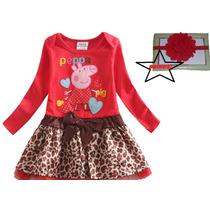 Vestido Infantil, Bebe ,menina, Festa, Casual +tiara