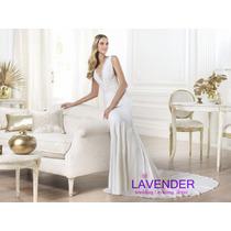Vestido De Noiva Lindo E Leve - Campo - Rústico - Romântico