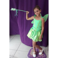Fantasia Sininho - Infantil - Point Da Dança