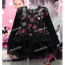 Vestido Juvenil Mini Miss Tam 4 Ao 12