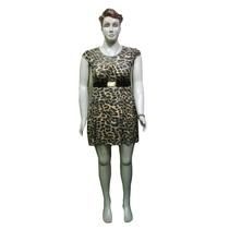 Lindo Vestido Noite Plus Size, Gordinha, Grande Gg