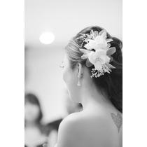 Arrnjo De Cabelo De Noiva E Vestido De Noiva Vera Wang