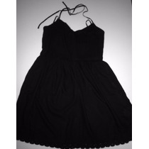 Vestido Curto Feminino Casual Abercrombie - Com Alça