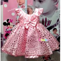 Vestido Infantil Gata Marie Tam: 1 Ao 3