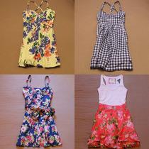 Vestido Abercrombie Floral