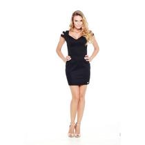 Vestido Social Maria Gueixa Original Promoção Ref: 1010