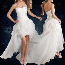 Vestido De Noiva E De Baile Mullet