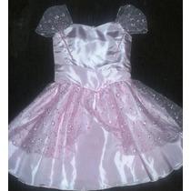 Vestido Princesa Aniversários/casamentos/ Festas