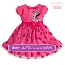 Vestidos Infantis! Importados! Modelos Variados! Luxo!!