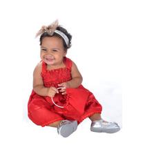 Vestido Bebe Criança Infantil Ref 419 Promoção Liquidação