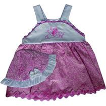 Vestido Para Bebes, Acompanha Calcinha, Vestido Para Festas