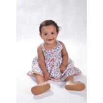 Vestido Bebe Criança Infantil Ref 305 Promoção Liquidação