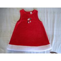 Vestido Mamãe Noel Importado Lindo!