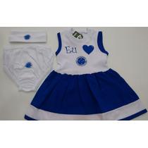 Vestido Bebê Do Cruzeiro