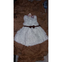 Vestido Batizado Festa Princesa Menina Baby Infantil