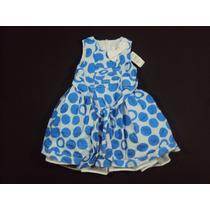 Vestido Place Infantil Original - 18 Meses