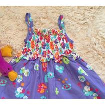 Vestido Infantil Festa Menina Importado Tamanho 2 Anos