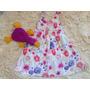 Vestido Infantil Menina Festa Importado Tamanho 18 Meses