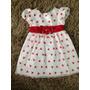 Vestido Importado Infantil Rare Editions 2t