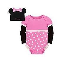 Body Minnie Rosa Fantasia Original Disney Store