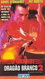Vhs - O Grande Dragão Branco 2 - Daniel Bernhardt