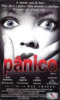 Vhs - Pânico - Drew Barrymore,