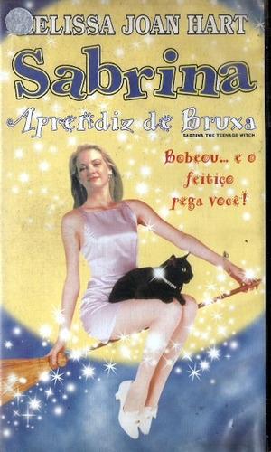 Vhs -sabrina Aprendiz De Bruxa - Melissa Joan Hart,